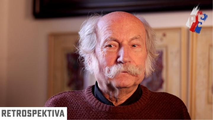 V den invaze Sovětů se mu narodil syn. Jaký byl 21. srpen malíře a kritika režimu PavlaSkalníka?